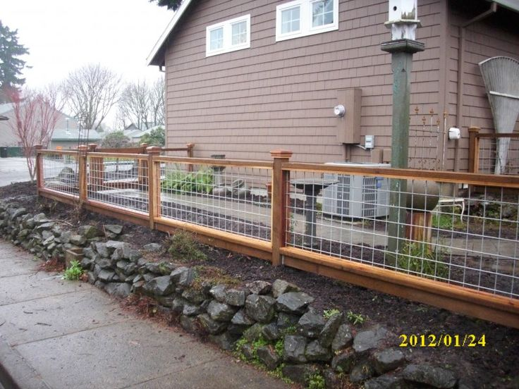 hog panel gate hog panel fencing on back deck and for loft railing possibly?