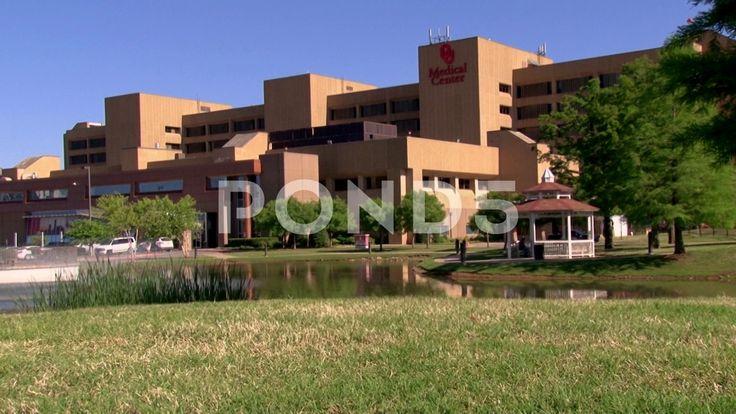 University of Oklahoma OU Medical Center Stock Footage,OU