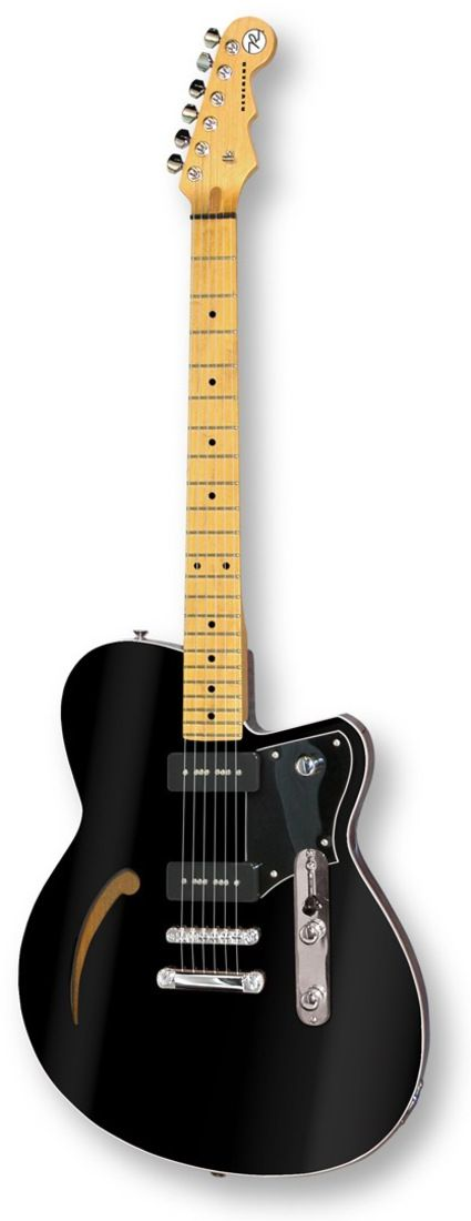 Reverend Club King 290 Black Electric Guitar | Rainbow Guitars