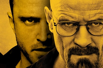 Breaking Bad-All hail the kings, bitch, as Jesse would say