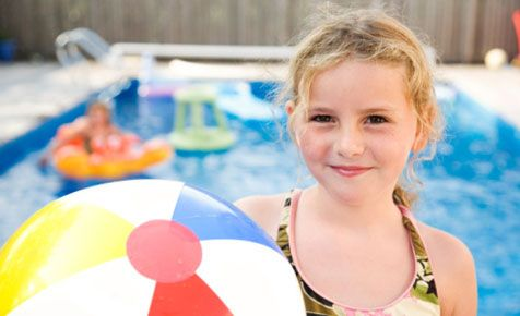 My kids and neighbors play this game with lots of laughter and giggles daily! In the pool or not: Categories Game - Outdoor Activities - Fun Activities For Kids