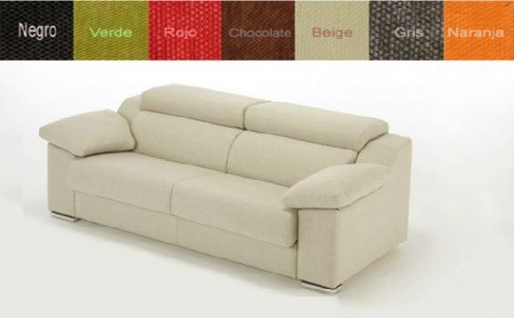 138 mejores im genes sobre sof s cama sofa bed en - Cabezales de tela ...