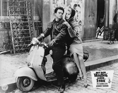 Brigitte Bardot, Franco Interlenghi, Mit den Waffen einer Frau