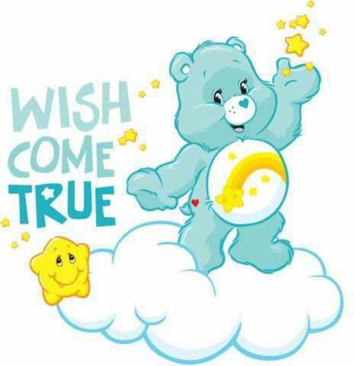 "Wish Bear: ""Wish Come True!"""