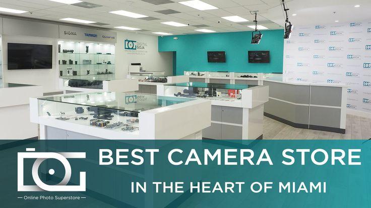 Miami Camera Store   DIGITAL GOJA Camera & Photo Superstore   Video