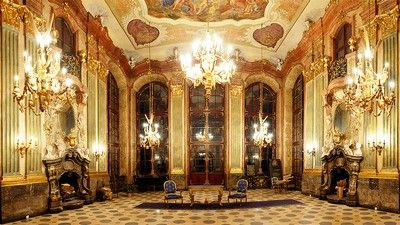 Castle - Zamek Książ, Wałbrzych, Poland