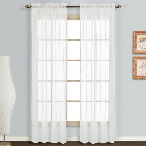 17 Best Ideas About Voile Curtains On Pinterest Big