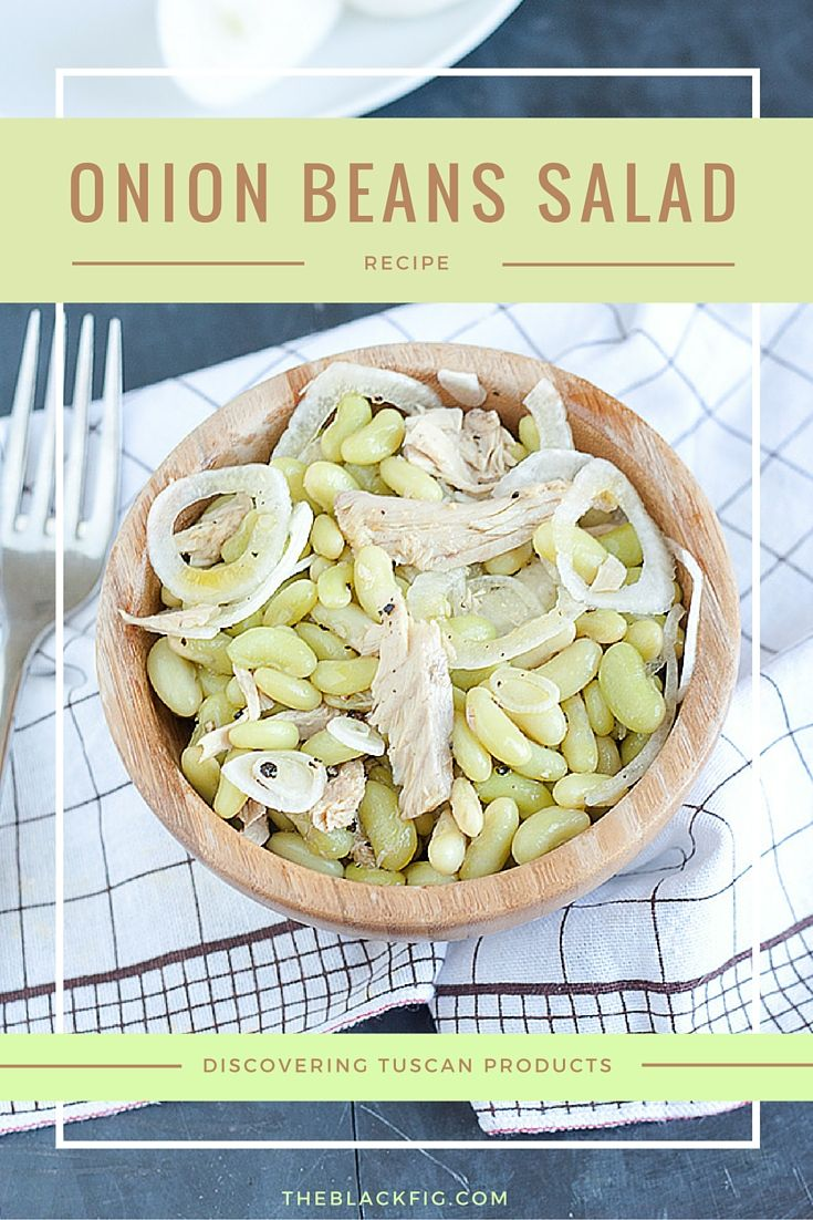 Summer salad today on the blog!