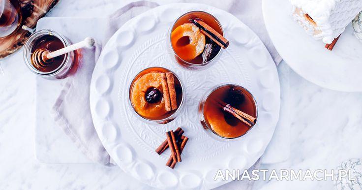 Aromatyczny kompot z suszu to pozycja obowiązkowa na świątecznym stole!  AniaStarmach.pl