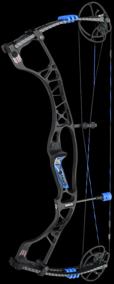 Hoyt Spyder 30!  LOVE IT!  Mine is pink and black though