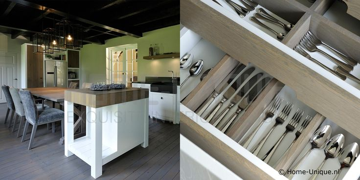 Landelijke woonkeuken / kitchen by Home-Unique.nl