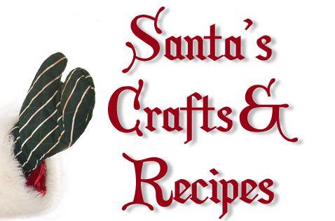 crafts, recipes, CHRISTMAS