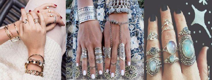 модные кольца 2016