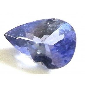 Tanzanite 0.455 ct pear shape 7x4.5mm