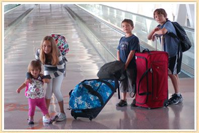 """Travel Tips for kids (airplanes) I love #15 """"I don't believe in rewarding bad behavior, but public humiliation will drive me to it"""""""