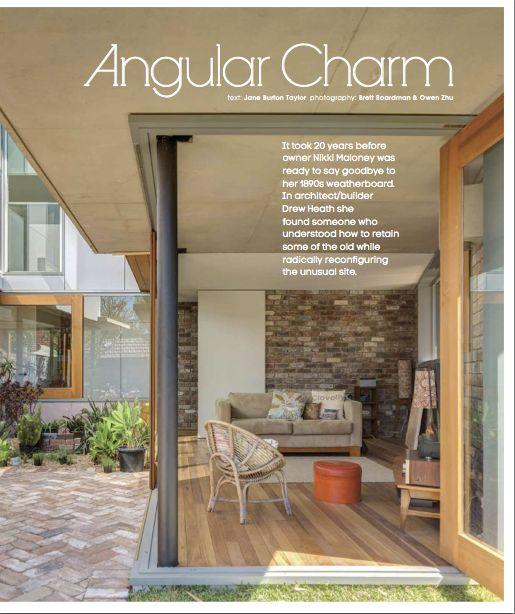 angular charm