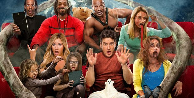 Scary Movie 5 - 1 word review.