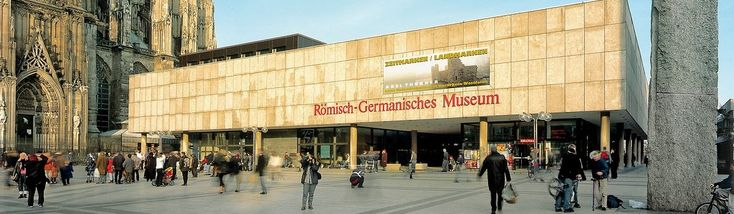 The Roman Museum in Cologne