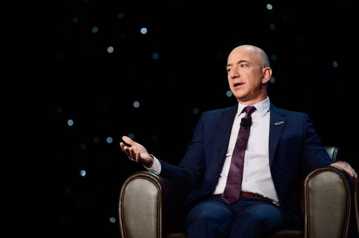Jeff Bezos has a cameo as an alien in the new Star Trek When youre worth like $60 billion you pretty much get to do what you want. You can launch your own space company explore the bottom of the ocean and even make a brief but resource-intensive cameo in Star Trek sequel.  Star Trek Beyond director Justin Lin and producer JJ Abrams have confirmed that Amazon head Jeff Bezos will make an appearance in the upcoming film as an unknown alien. Lin had nothing but good things to say about the exec…