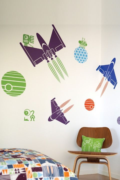 Best Kids Rooms Images On Pinterest Kid Bedrooms Baby Rooms - Portal 2 wall decalsbest wall decals images on pinterest