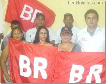 """Bandera roja: """"Nuestro compromiso en Anzoátegui es profundamente unitario con el pueblo y Barreto Sira"""" - http://www.leanoticias.com/2012/11/26/bandera-roja-nuestro-compromiso-en-anzoategui-es-profundamente-unitario-con-el-pueblo-y-barreto-sira/"""