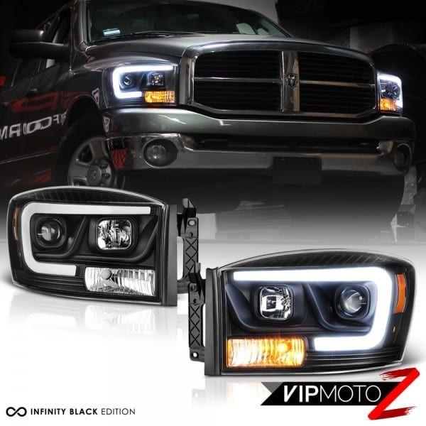 2007 Dodge Ram 1500 Headlights Dodge Ram 1500 Dodge Ram Dodge Trucks Ram