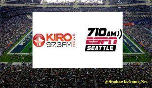 Listen to Seattle Seahawks Live Radio Streaming 2017