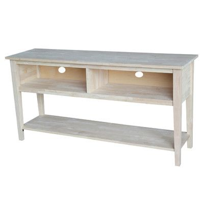 W Contempt TV Stand In   The Home Depot