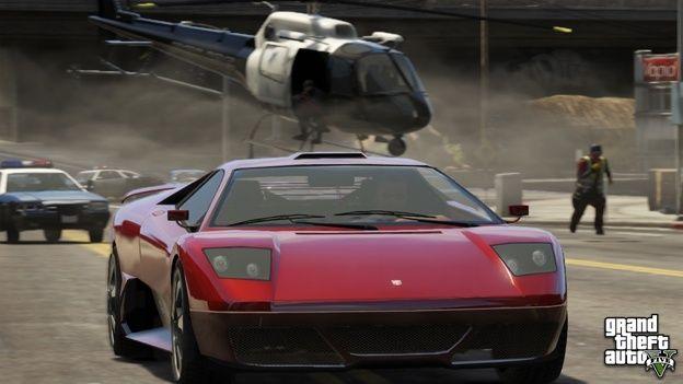 GTA 5 vine la primavara