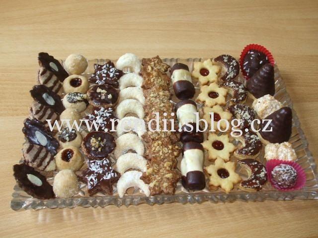 DIARECEPTY-cukroví - Rendiny stránky