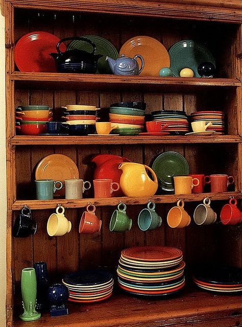 17 Best Images About Fiestaware Display Ideas On: 17 Best Ideas About Fiesta Ware On Pinterest