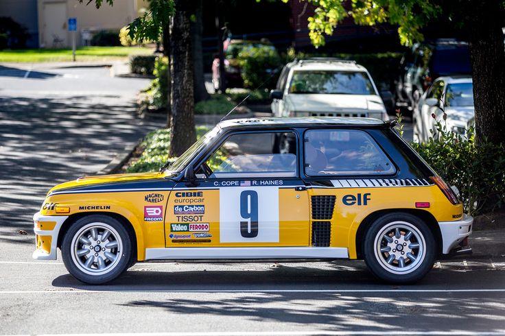 Renault 5 Turbo Gr.4