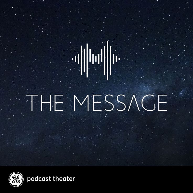 The Message Podcast - new fictional podcast following the weekly reports and interviews from Nicky Tomalin, who is covering the decoding of a message from outer space received 70 years ago. Over the course of 8 episodes we get an inside ear on how a top team of cryptologists attempt to decipher, decode, and understand the alien message.