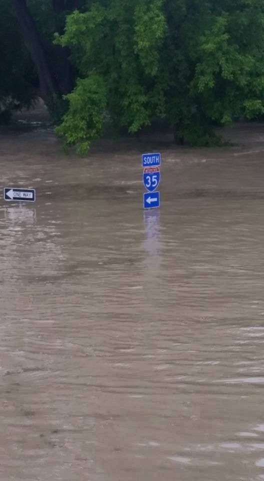Prayers for all of Texas!!  Lots of flooding in Texas and Oklahoma in the spring of 2015.