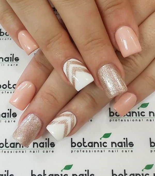 Best 25 gel nails ideas on pinterest gel nail gel manicure and 45 chevron nail art ideas prinsesfo Gallery