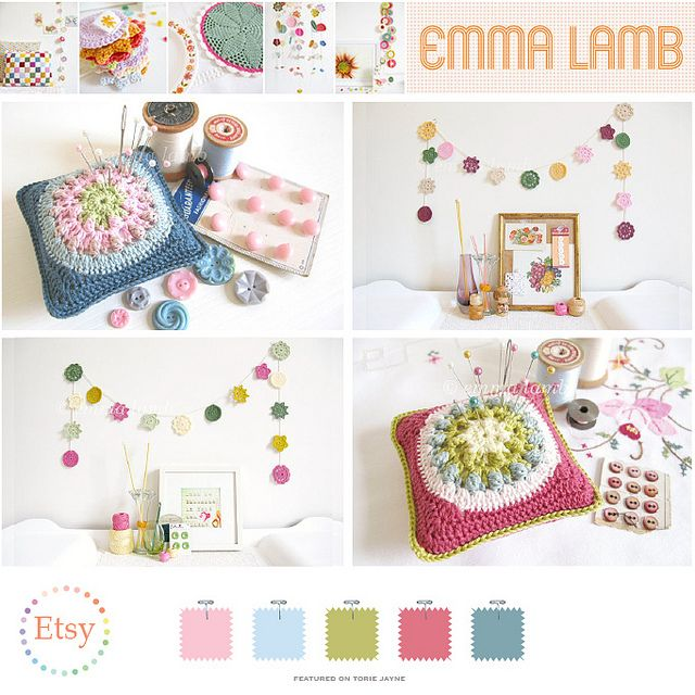 Emma Lamb on Etsy by Torie Jayne