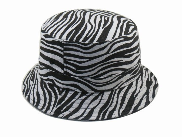 Aliexpress.com: Comprar Nueva mariposa sombrero del cubo floral sombrero de pescador caliente guión zebra leopard CAP cubo clásico de verano boonie sombreros diseñador de graduación de la tapa fiable proveedores en Pick Your Caps