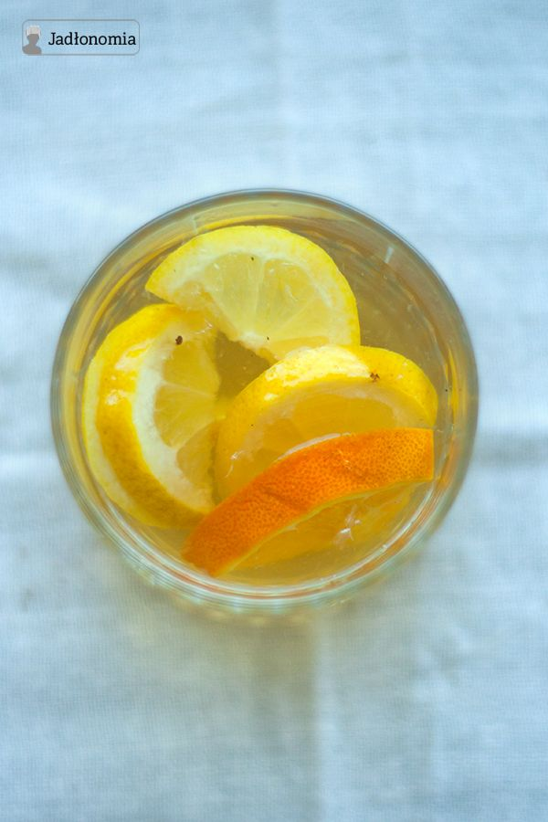 jadłonomia · roślinne przepisy: Mrożona herbata pokrzywowa