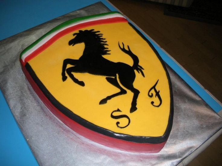 Ferrari Cake - CakeCentral.com