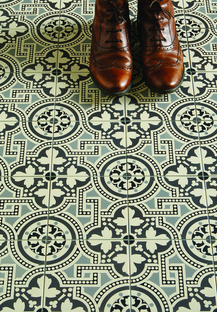 Victorian Floor Tiles