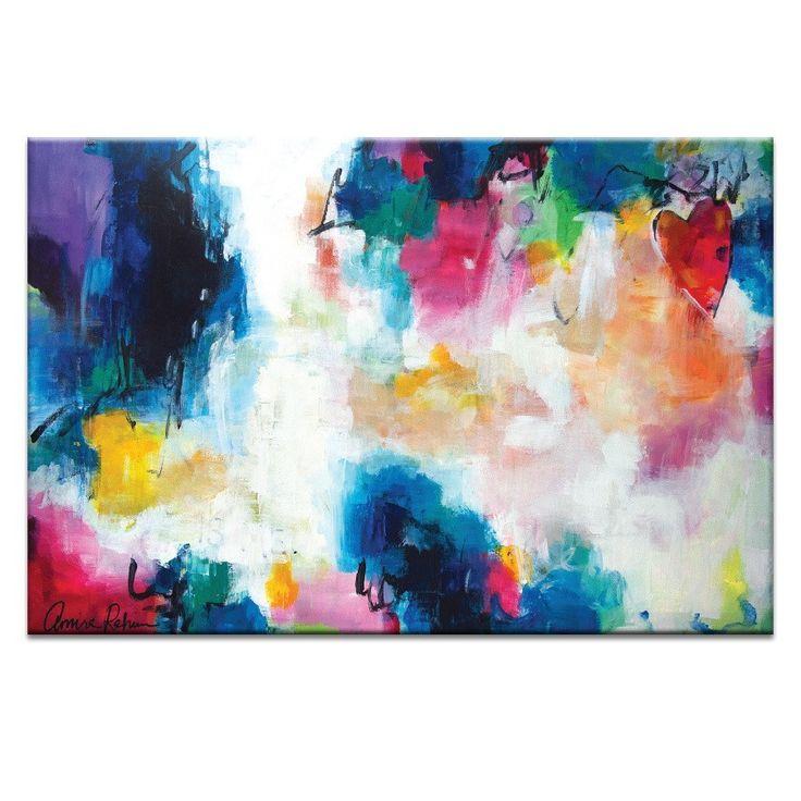 Heart Of The Matter - Artist Lane   Canvas Wall Art