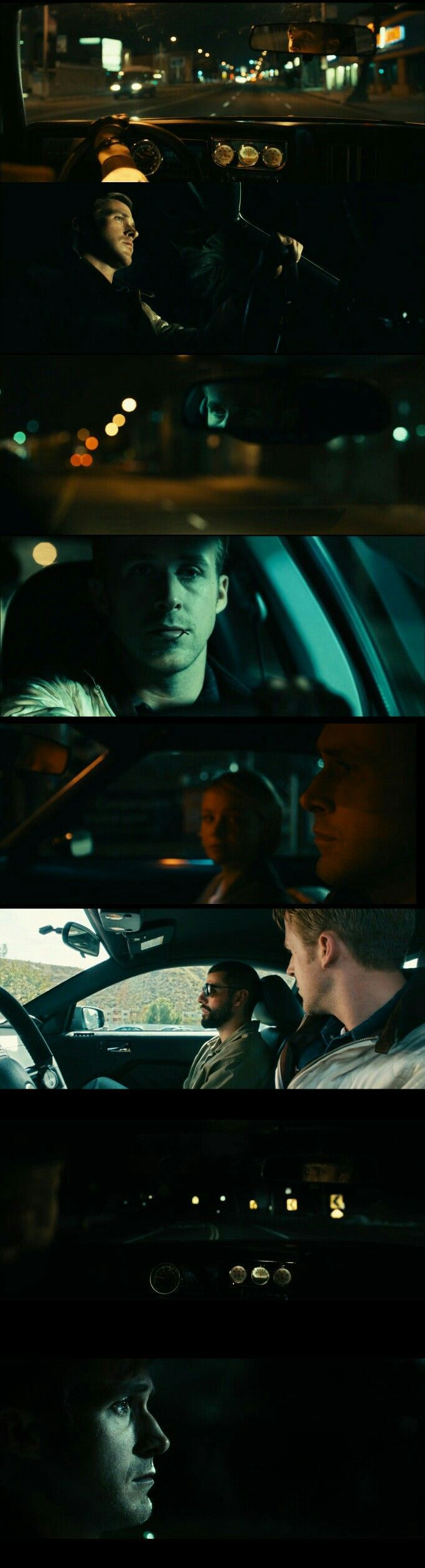 Drive(2011) Directed by Nicolas Winding Refn. #Filmmaking