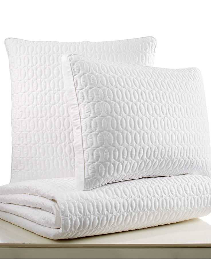 Hotel Collection 800 Thread Count Egyptian Cotton Coverlet ...