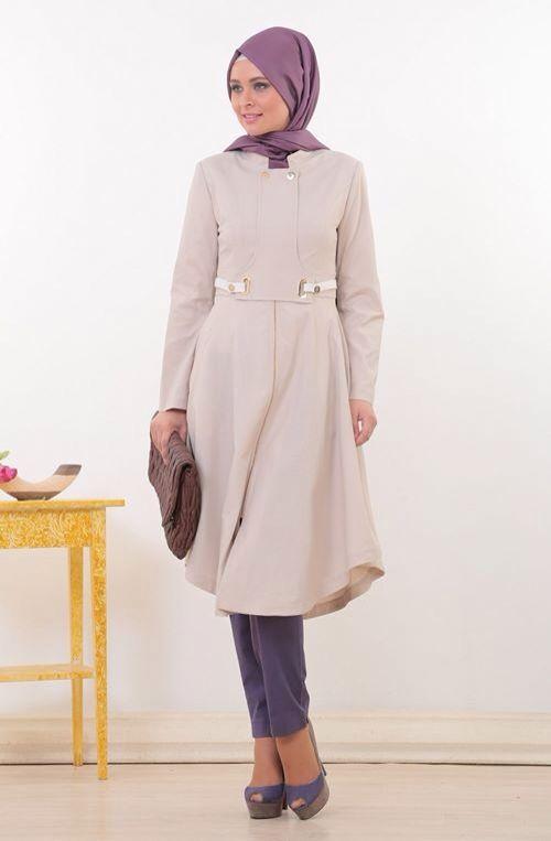 Zarif tasarımları ile ön plana çıkan Kayra Yeni Sezon ürünlerinde %66 lara varan indirim fırsatları sizi bekliyor..Kayra Kap şimdi %50 indirimli Kayra Hakim Yaka Astarsız Kap-Taş KA-B4-14165-14  Sipariş Link : http://bit.ly/1rC57qT Diğer Modeller için : http://bit.ly/1oSnRjf #InstaSize #moda #tasarım #tesettür #giyim #fashion #ınstagram #etek #tunik #kap #kampanya #woman #alışveriş #özel #zerafet #indirim #hijab #kayra
