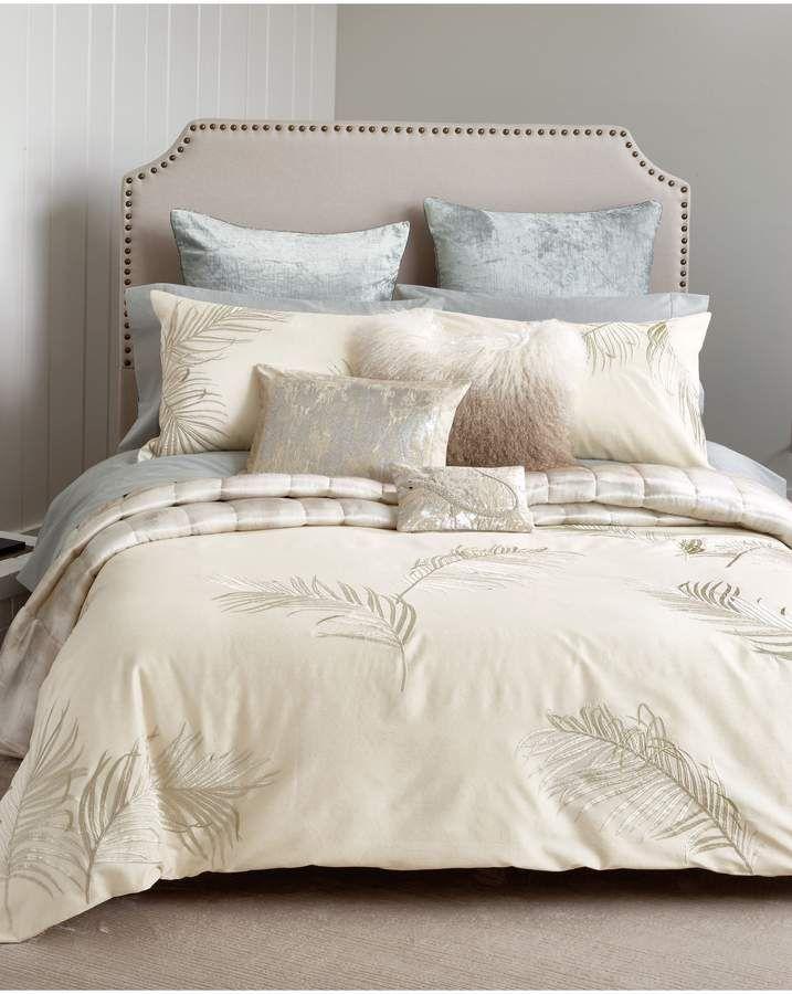 Michael Aram Palm Duvet Cover Nordstrom King Duvet Cover Mattress Furniture Luxury Bedding Sets