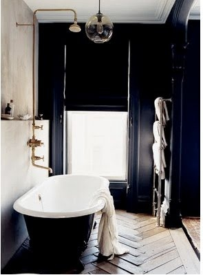 54 best Baths images on Pinterest | Bathroom ideas, All white and ...
