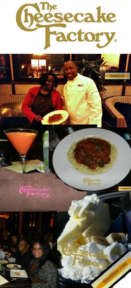 Added to Food Events & Dining Experiences @cheesecake Bloggers Event!