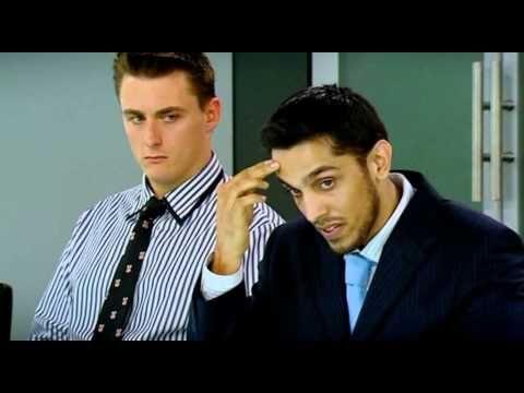 The Apprentice UK - Lord Sugar in the boardroom