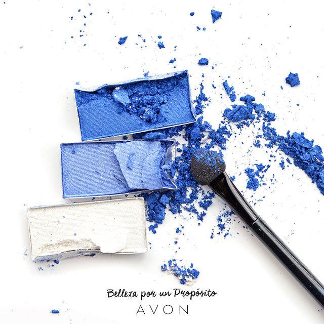 Una mirada infinita. Dejate seducir por la magia del azul.
