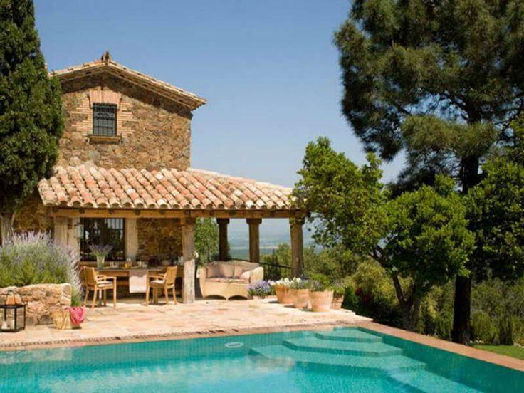Stylish Small Mediterranean Home Plans